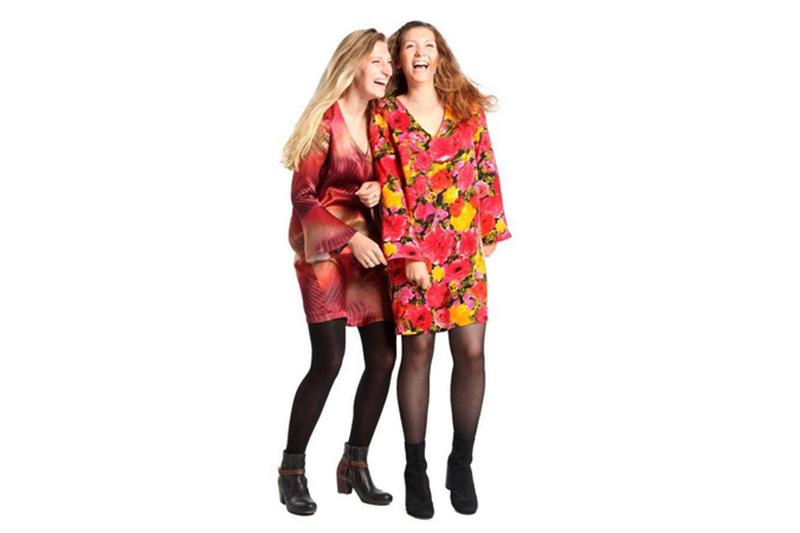 Nähanleitung für das Schnittmuster Kleid Nora - Blog Schnittmuster ...