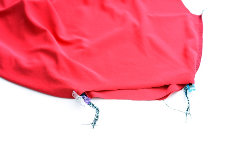 "Nähanleitung für das Shirt ""Lina"""